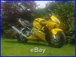 Honda cbr600f4i 2001