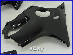 Lacksatz, Verkleidung Honda CBR600F 99-00 PC35, schwarz uni