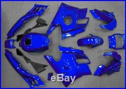 Motorcycle Fairing Bodywork Panel Kit Set Fit for Honda CBR600 F2 1991-1994 1993
