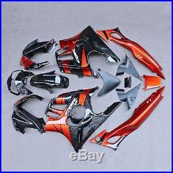 Motorcycle Fairing Bodywork Panel Kit Set Fit for Honda CBR600 F3 1997-1998 97