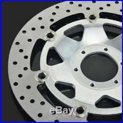 Motorcycle Front Floating Brake Discs Rotors For Honda CBR600F4 VFR800 GL1500