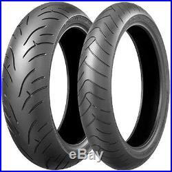 Motorcycle Tyres Bridgestone Battlax BT023 120/70ZR17 180/55ZR17 Honda CBR 600 F
