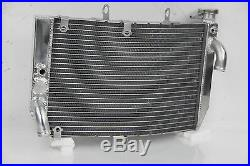 New Radiator Cooler Cooling For HONDA CBR600 F4 1999-2000 CBR 600 Silver Color