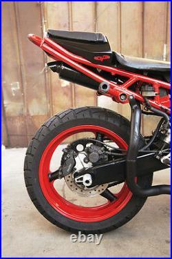 On-Point Performance Adjustable Stunt Pegs / Sub Cage for 01-03 Honda CBR600 F4i