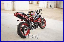 On Point Reinforced Stunt Sub Frame 99 00 01 02 03 04 05 06 Honda CBR 600 f4 f4I
