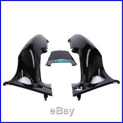 Painted Black Rear Tail Fairing Cowl ABS For Honda CBR 600