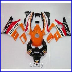 Repsol Fairing Bodywork Set For Honda CBR600 F2 CBR600F2 CBR 600 1991-1994