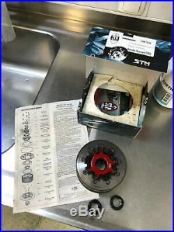STM Slipper clutch for Honda CB 600F Hornet PC41 and CBR 600RR