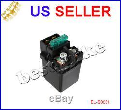 Solenoid Starter Relay HONDA CBR600F2 CBR600F3 CBR600F4 CBR600F4I MOTORCYCLE