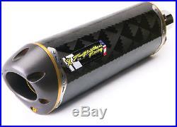 Two Brothers Honda CBR600F4I 2001-2007 CBR F4i Slip-On Exhaust Carbon Fiber