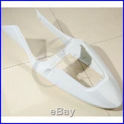 Unpainted Fairing Cowl Bodywork Kit For Honda CBR600F4I CBR600 F4I 2001-2003 02