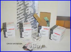 Wiseco Piston Kit Ck106 Standard Bore Dragbike Cbr600 F4 F4i Honda