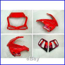 Woo Bodywork Fairing ABS Painted Full Set For 1995 1996 Honda CBR 600 F3 (B)
