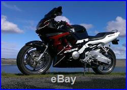 Woo Motorcycle Painted ABS Bodywork Fairing For Honda CBR 600 F3 1997-1998 (A)